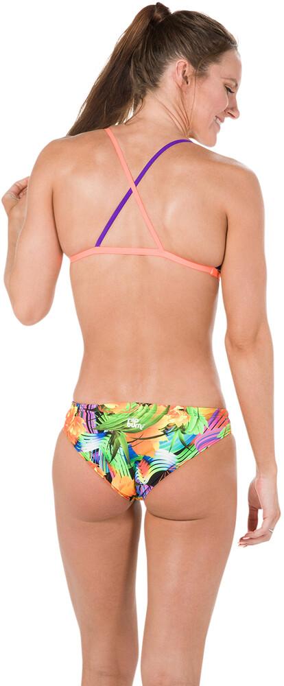 speedo Funkburst 2 Piece Crossback - Bikini Femme - Multicolore DE 38 / UK 34 2018 Maillots de bain Sortie Grand Escompte Dates De Sortie Rabais Expédition Réduction Des Frais À Bas Prix H3no3d3
